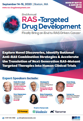 2nd RAS Targeted Drug Development Brochure 2