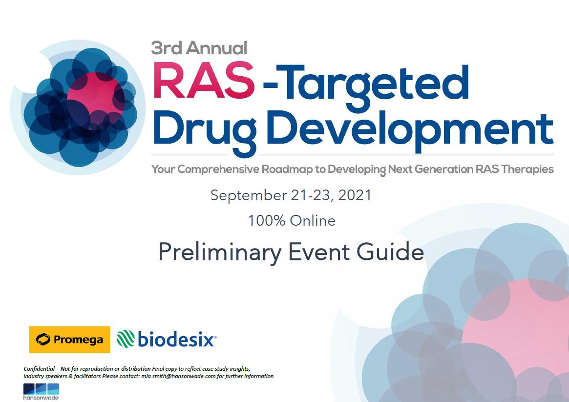 3rd RAS-Targeted Drug Development Summit 2021